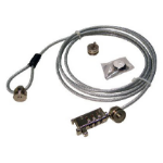 Cables Direct NLNBL-003 Silver cable lock