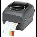 Zebra GX430t impresora de etiquetas Térmica directa / transferencia térmica 300 x 300 DPI Alámbrico