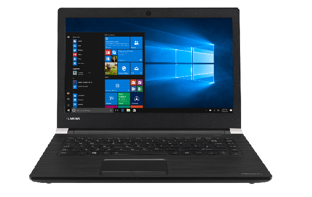 """Toshiba Satellite Pro A40-D-1KT Black,Silver Notebook 35.6 cm (14"""") 1366 x 768 pixels 7th gen Intel® Core™ i5 8 GB DDR4-SDRAM 256 GB SSD Windows 10 Pro"""