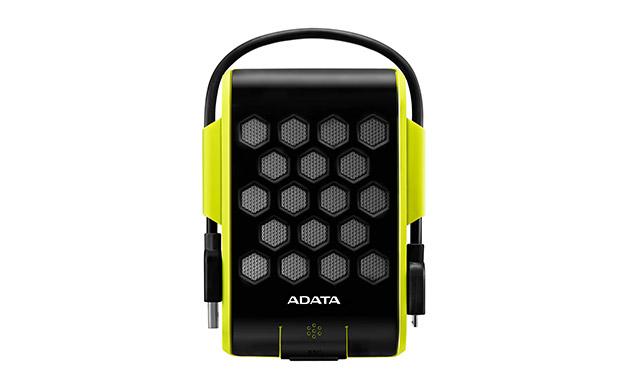 ADATA 1TB HD720 1000GB Black,Green external hard drive