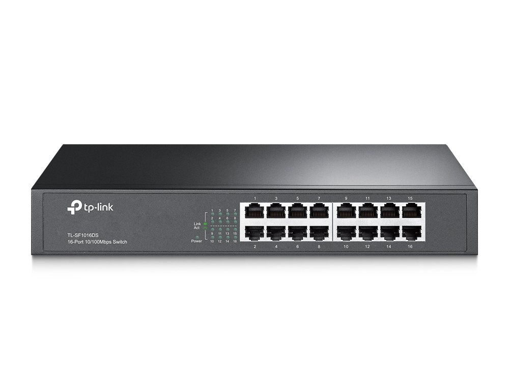 TP-LINK TL-SF1016DS switch No administrado