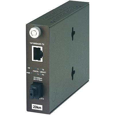 Trendnet TFC-110S20D5 network media converter 100 Mbit/s 1310 nm