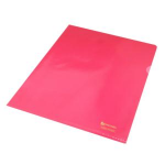 "Rexel Nyrexâ""¢ A4 Cut Flush Folders Red (25)"