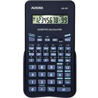 Aurora AX-501 calculator Pocket Scientific Black