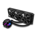 ASUS ROG STRIX LC 360 computer liquid cooling Processor