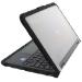 """Gumdrop Cases DT-DL31902IN1-BLK notebook case 29.5 cm (11.6"""") Shell case Black, Transparent"""