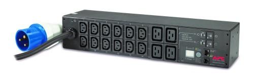 APC AP7822B power distribution unit (PDU) 2U Black 16 AC outlet(s)