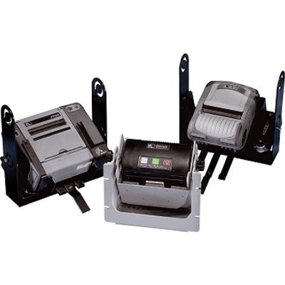 Zebra AK17463-002 soporte Impresora portátil Negro Soporte pasivo