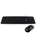 Dynamode LMS Data USB Keyboard and Optical Scroll Mouse Bundle