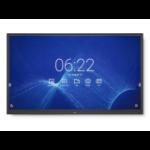 "NEC MultiSync CB861Q Digital signage flat panel 2.18 m (86"") IPS 4K Ultra HD Black Touchscreen"