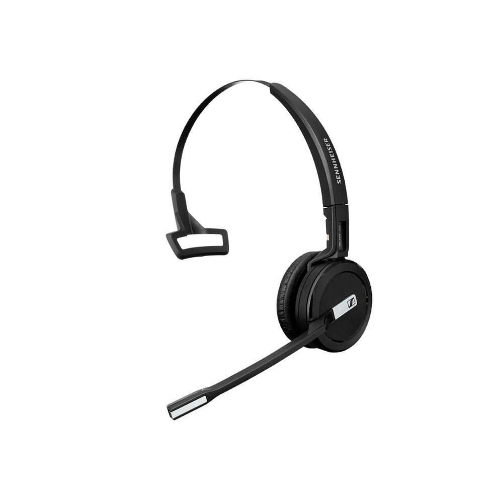 Sennheiser SDW 10 HS Headset Head-band Black
