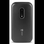 "Doro 7030 7.11 cm (2.8"") 124 g Black,White Feature phone"
