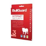 BullGuard Internet Security 2017 1Year/3 Device Multi Device Single Retail License English