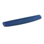 Gear Head GearHead KBWR2000BLU Keyboard Wrist Rest - Memory Foam, Blue