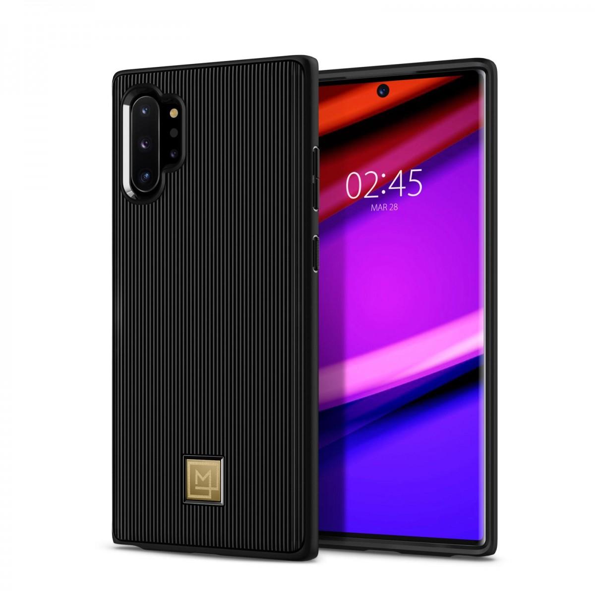 Spigen 627CS27367 mobiele telefoon behuizingen Hoes Zwart