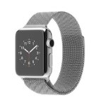 "Apple Watch 1.32"" OLED 40g Stainless steel smartwatch"
