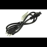2-Power PWR0004E power cable Black C5 coupler