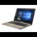 ASUS VivoBook 15 X540UA-GQ725T Black,Chocolate Notebook 39.6 cm (15.6