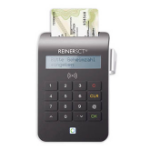 Reiner SCT cyberJack RFID komfort smart card reader Black USB 2.0