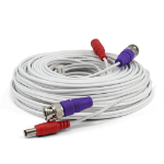 Swann SWPRO-15ULCBL composite video cable 15 m White