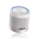 Veho 360° Bluetooth Wireless Speaker Stereo portable speaker 2.2W White