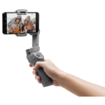 DJI Osmo Mobile 3 Combo Smartphone camera stabilizer Grey