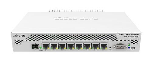 Mikrotik CCR1009-7G-1C-PC wired router White