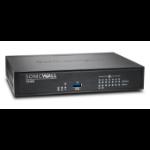 SonicWall TZ400 Firewall (Hardware) 1300 Mbit/s Desktop