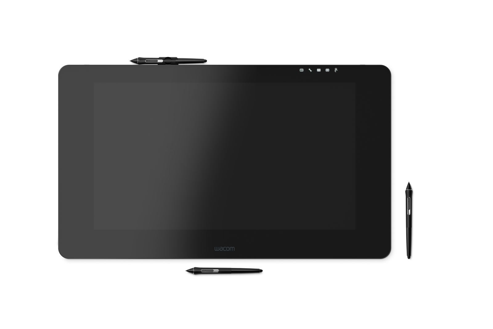 Wacom Cintiq Pro 24 5080lpi 522 x 294mm USB Black graphic tablet