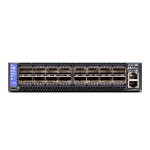 Mellanox Technologies MSN2100-BB2R network switch Managed None Black 1U