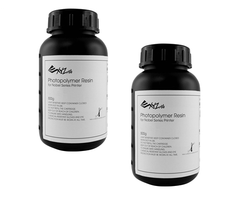 XYZprinting RUFLXXTW00C Photopolymer 500 g