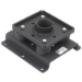 Chief Structural Ceiling Plate Black flat panel ceiling mount