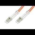 ASSMANN Electronic DK-2533-15 Glasvezel kabel 15 m LC Oranje
