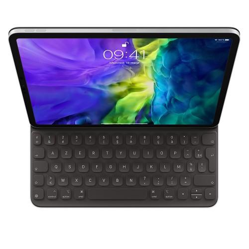 Apple MXNK2F/A mobile device keyboard AZERTY French Black