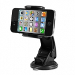 Macally mGrip2 navigator mount car Black
