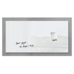 Sigel artverum Glass White magnetic board
