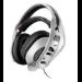 Plantronics RIG 4VR auricular con micrófono Diadema Binaural Negro, Plata