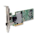 Broadcom MegaRAID SAS 9380-4i4e PCI Express x8 3.0 12Gbit/s RAID controller