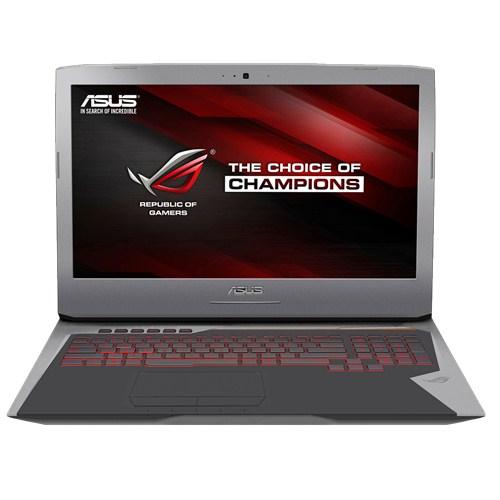 """ASUS ROG G752VT-GC107T 2.6GHz I7-6700HQ 17.3"""" 1920 x 1080pixels Grey notebook"""