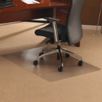 FLOORTEX POLYCARBONATE HARDFLOOR CHAIRMAT RECTANGULAR 1200 X 900MM