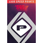 Microsoft Need for Speed: Payback 4600 Speed Points