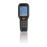 "Datalogic Falcon X3+ 3.5"" 320 x 240pixels Touchscreen 608g Black handheld mobile computer"