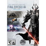Square Enix FINAL FANTASY XIV ONLINE COMPLETE EDITION, PC video game German