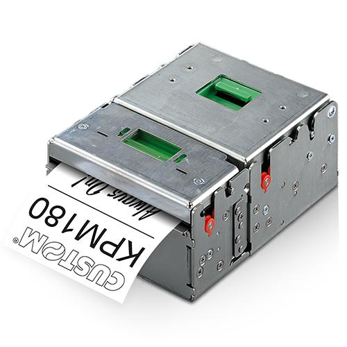 CUSTOM KPM180H Térmico Impresora de recibos 200 x 200 DPI Alámbrico