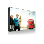 Philips Signage Solutions Video Wall Display 55BDL1007X/00