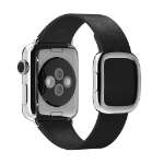 Apple MJY82ZM/A Band Black Leather
