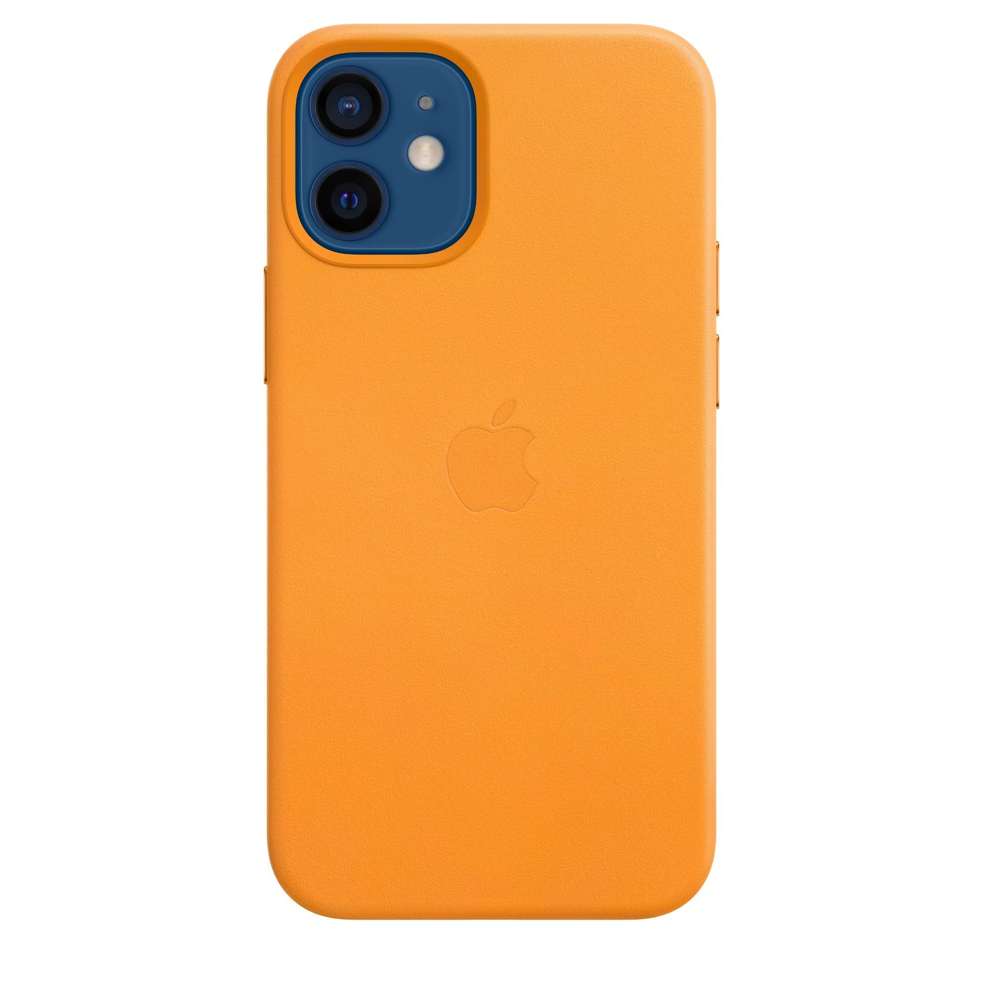 "Apple MHK63ZM/A funda para teléfono móvil 13,7 cm (5.4"") Naranja"