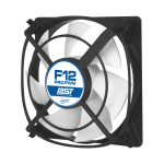 ARCTIC F12 Pro PWM PST - PWM PST Case Fan with Vibration Absorption