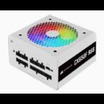Corsair CX650F RGB power supply unit 650 W 24-pin ATX ATX White