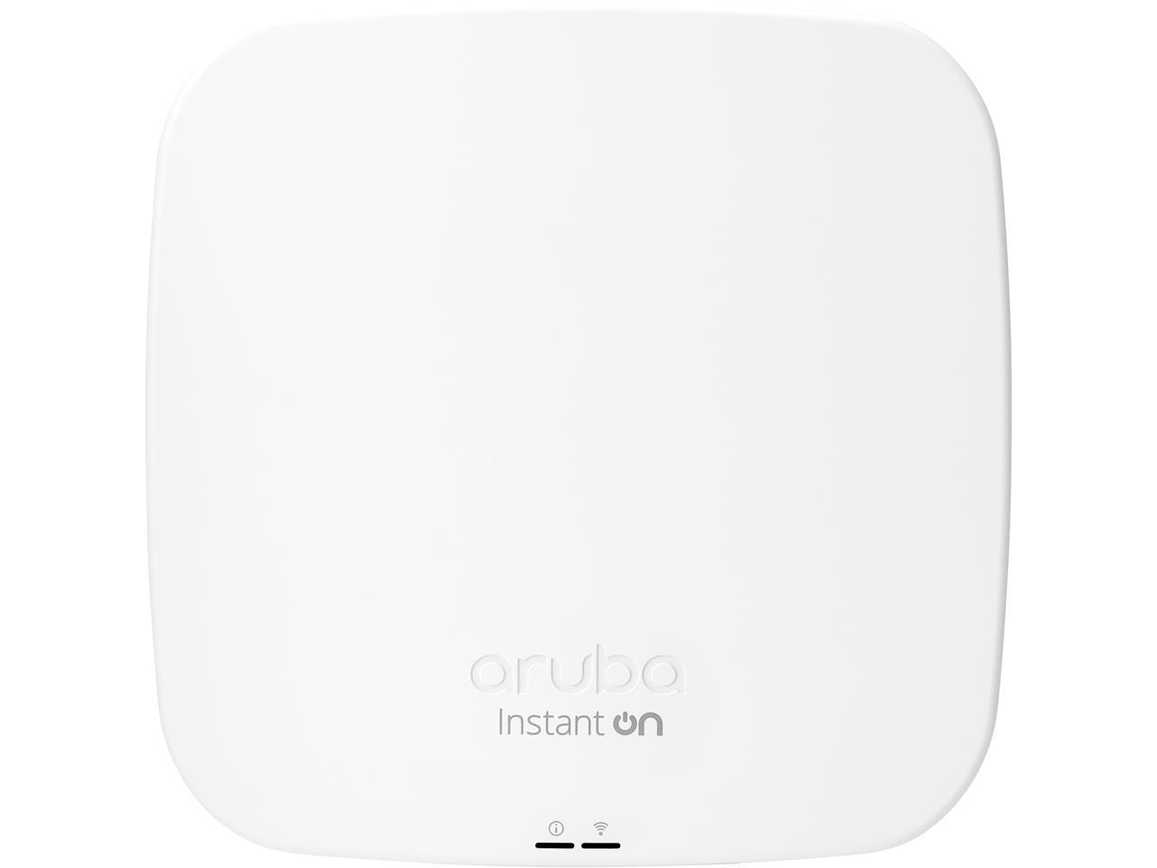 Hewlett Packard Enterprise Aruba Instant On AP15 (RW) + OfficeConnect 1420 8G PoE+ (64W) WLAN access point 2033 Mbit/s Power over Ethernet (PoE) White